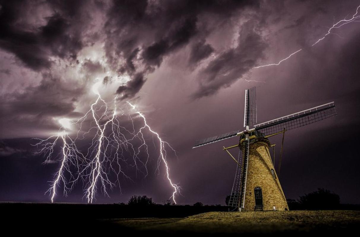 Можно ли фотографировать молнию на фотоаппарат